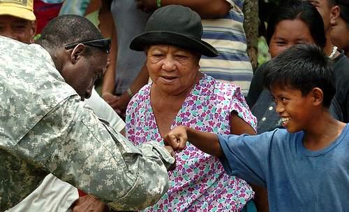 philippines, cortesía de The U.S. Army