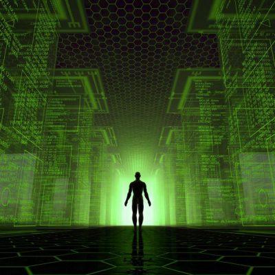 Hombre en Matrix como ejemplo de qué significan los conceptos de GTD®