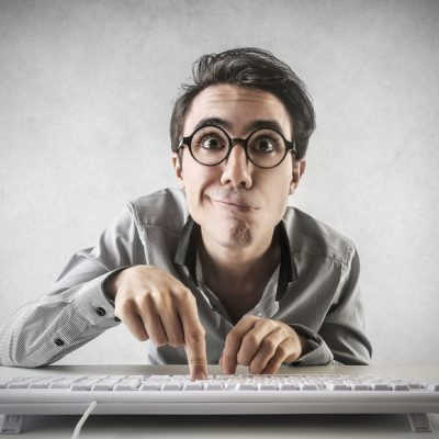 Cateto digital con teclado