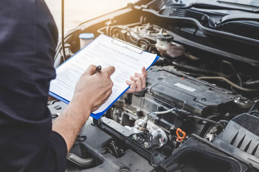 Checklist revisión vehículo como ejemplo de no hay efectividad sin puntos de control